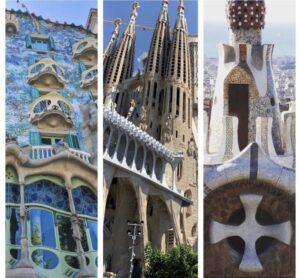 La ruta Gaudí en Barcelona
