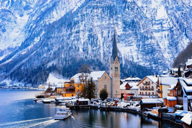 Hallstatt, el pequeño pueblo que inspiró «Frozen»