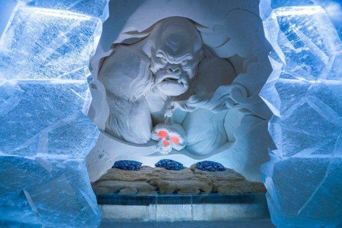 Cinco hoteles de hielo para refrescarse y olvidarse por un rato del calor