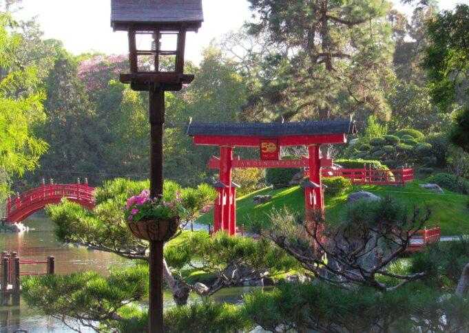Jardín Japonés todo el año