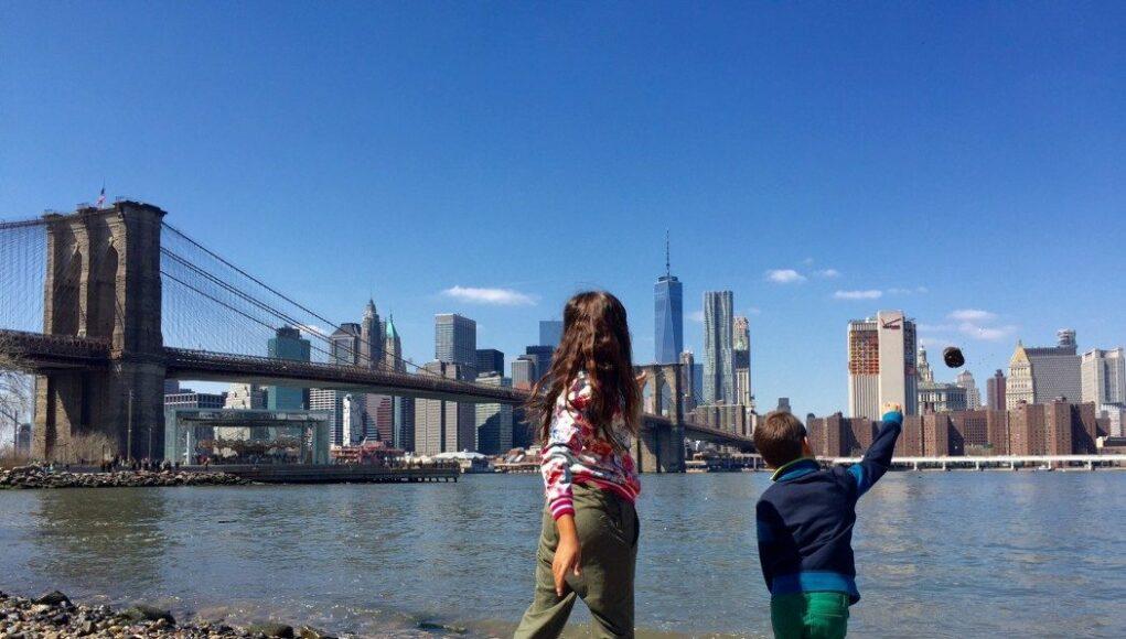 Qué hacer en New York con niños