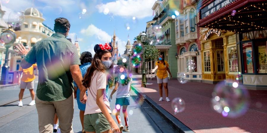 Disney y las nuevas medidas para los visitantes