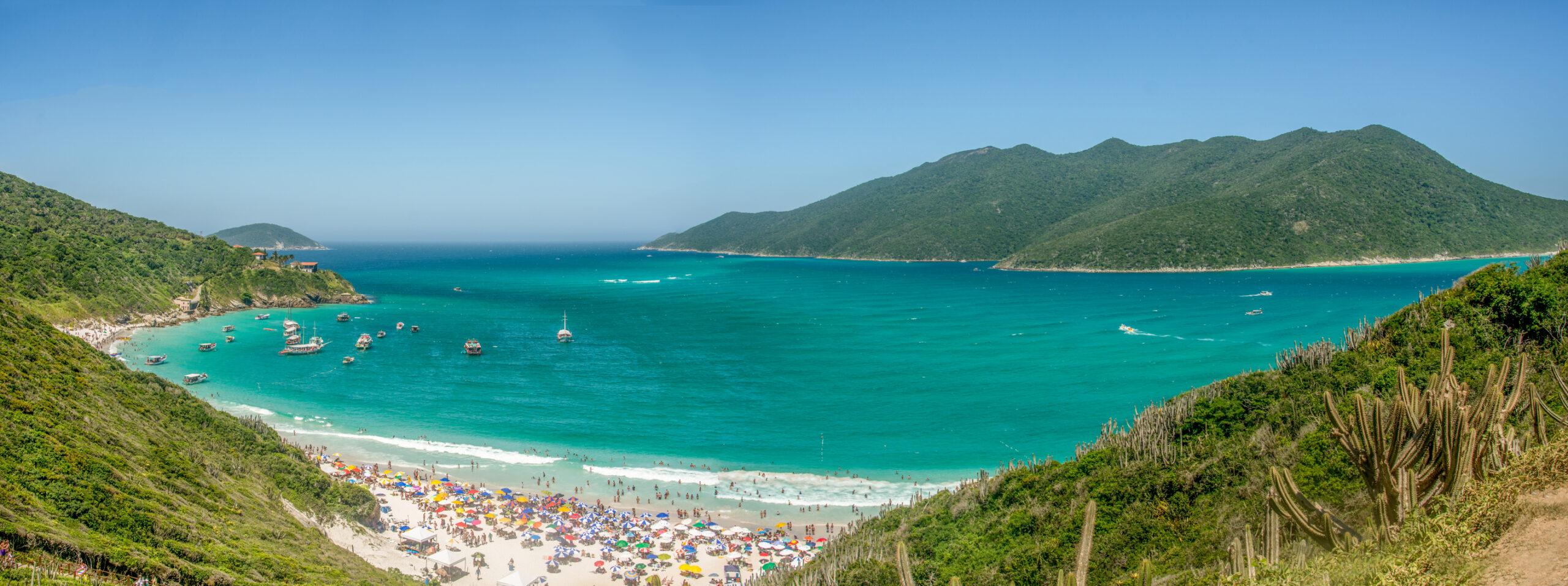 Caribe brasileño, un paraíso sobre la tierra