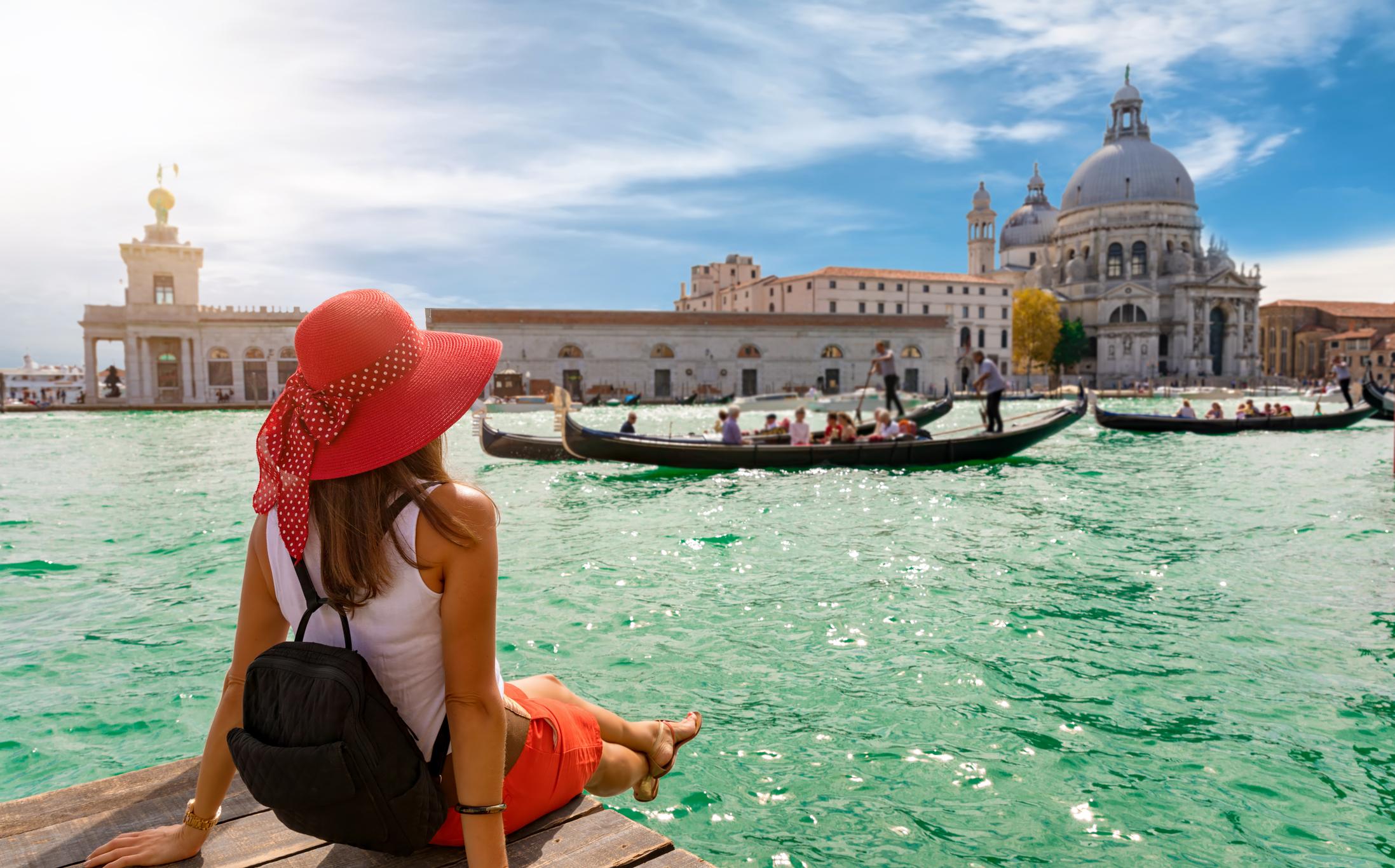 La mágica Venecia