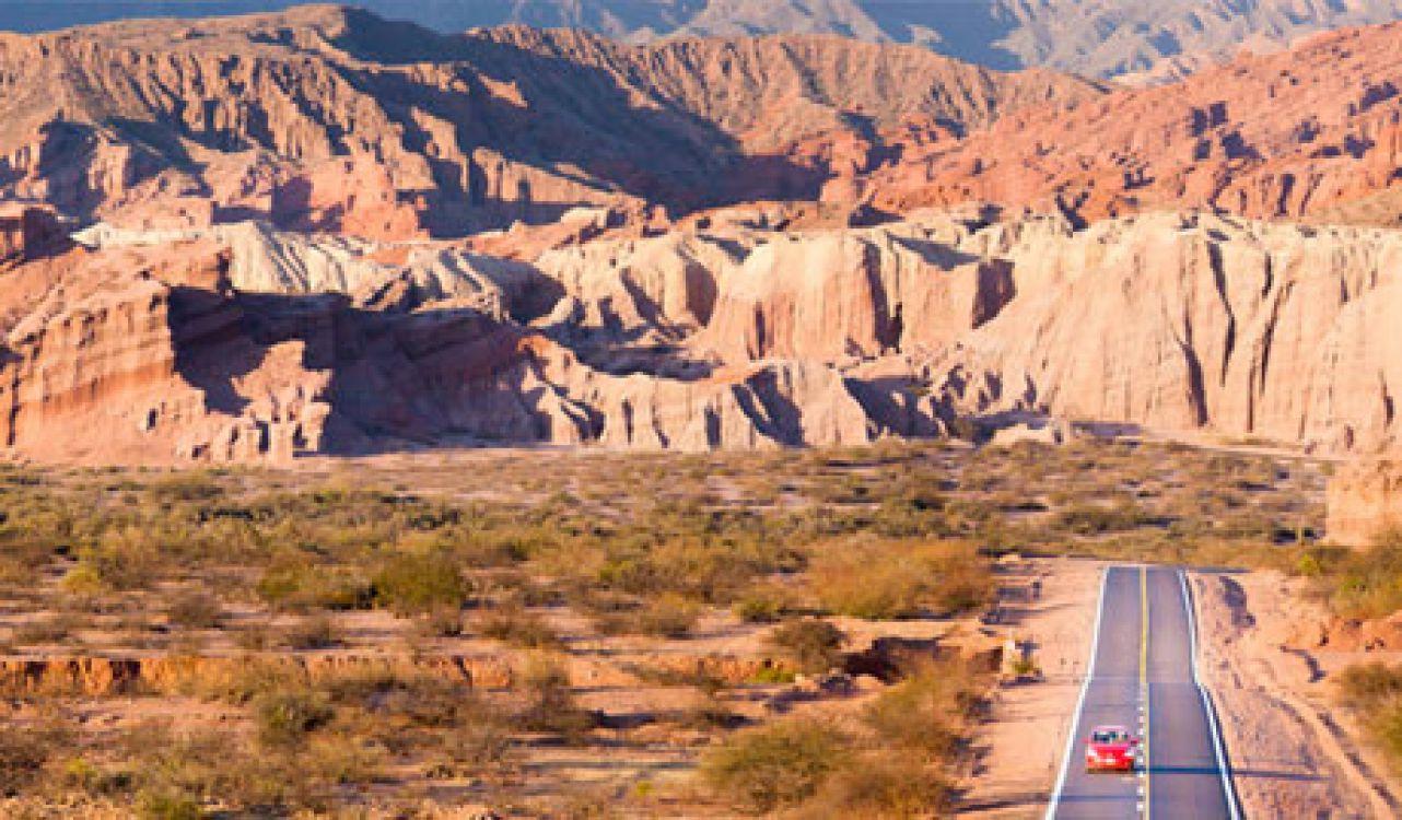 Los Valles Calchaquíes, un circuito único del norte argentino