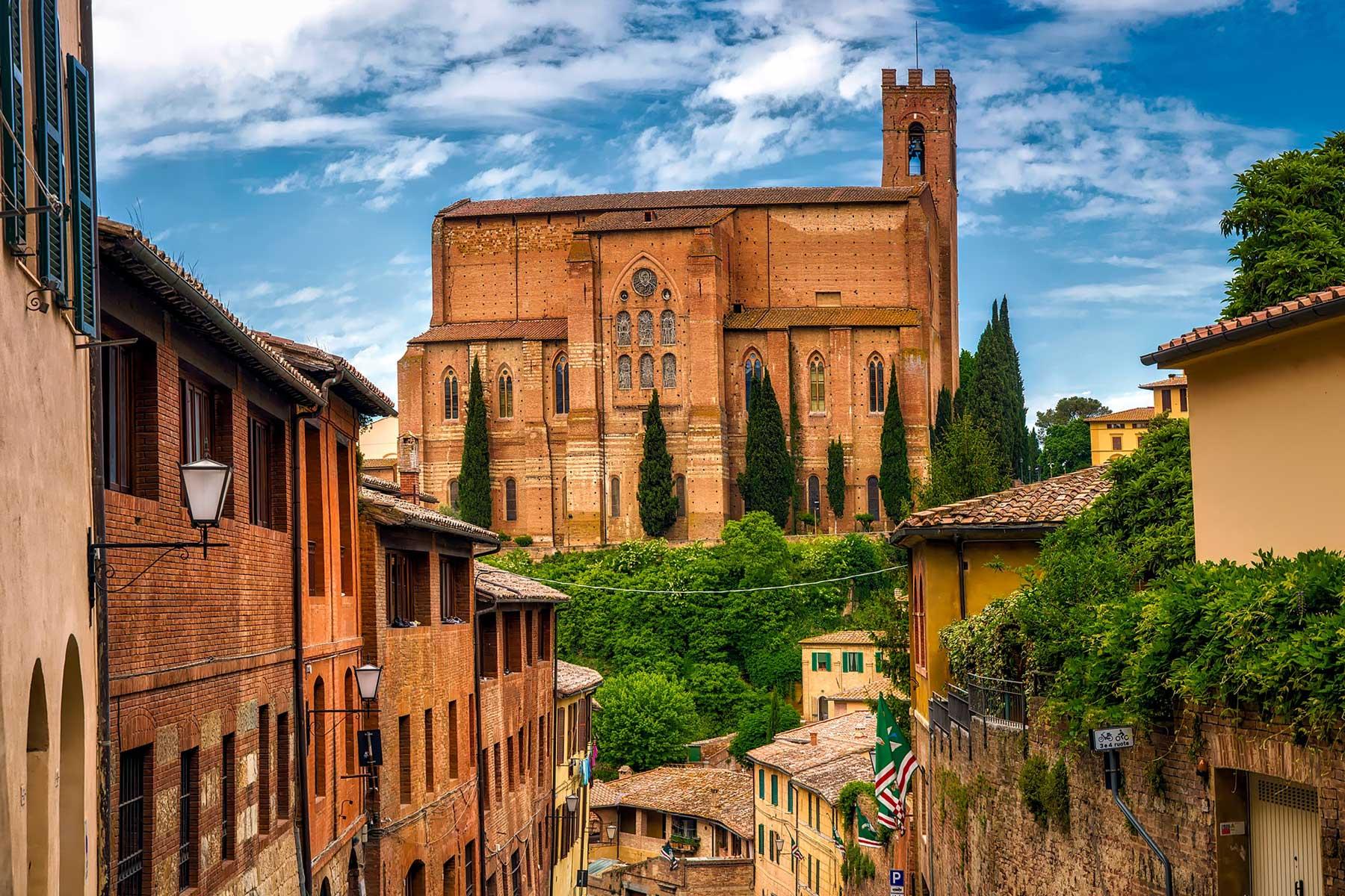 Las alucinantes ciudades medievales más impactantes del mundo
