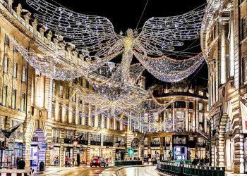 Londres muy navideña
