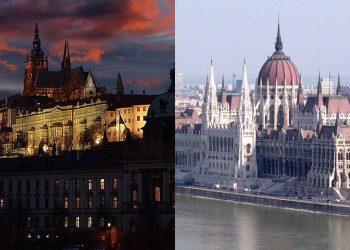 PRaga Budapest